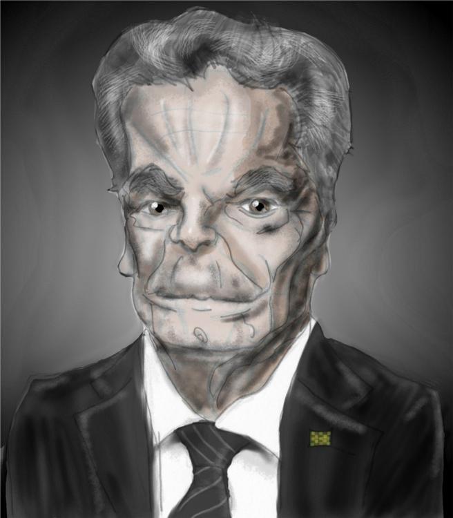 Joachim Gauck - sylvaroth | ello