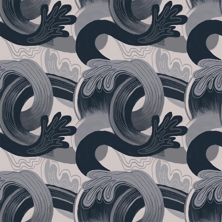 Pattern experiment 2 - pattern, repeatingpattern - nicolexu-8498 | ello