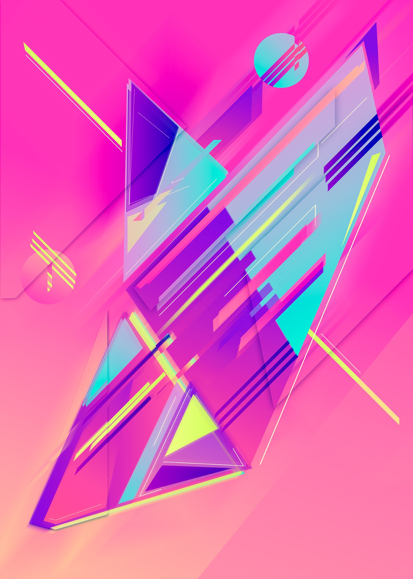 illustration, art, future, digitalart - univerz | ello
