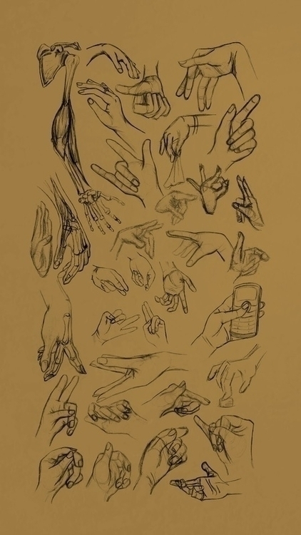 Hand Sketches - Traditional pen - taratraits | ello