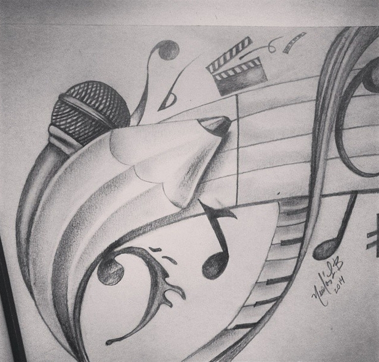 Musical Notes - music, musicians - nicko25 | ello