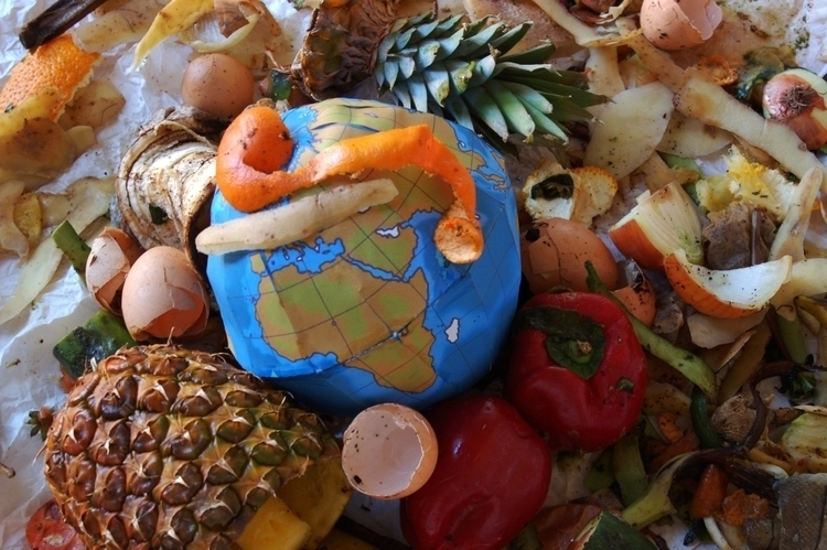 photography, food, waste, world - santicp   ello