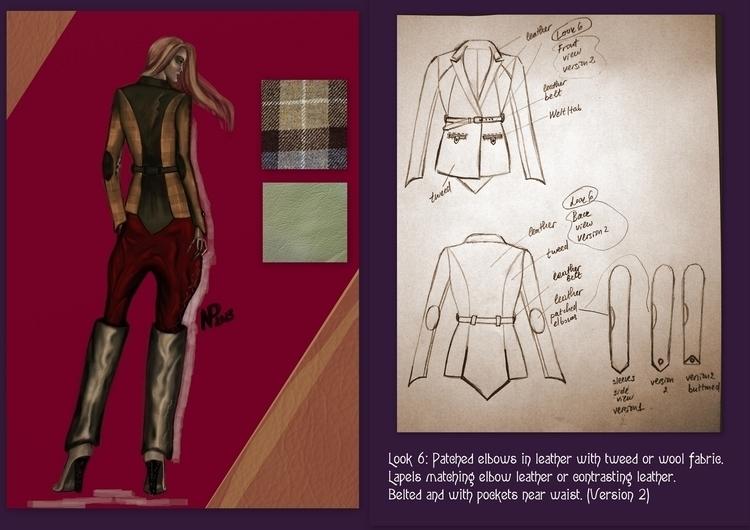 wear collection - design, design - nadezhdapetrova   ello