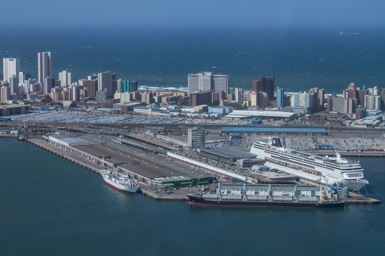 Durban Harbour - photography, sea - lincoln_inc | ello