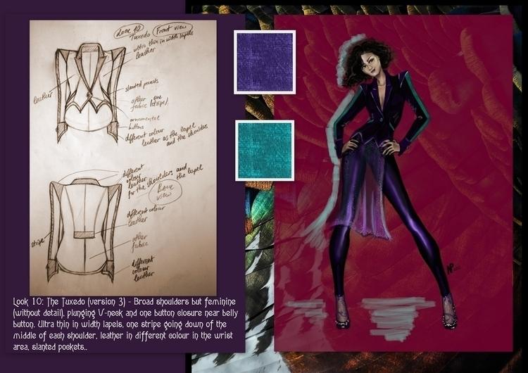 wear collection - illustration, design - nadezhdapetrova   ello
