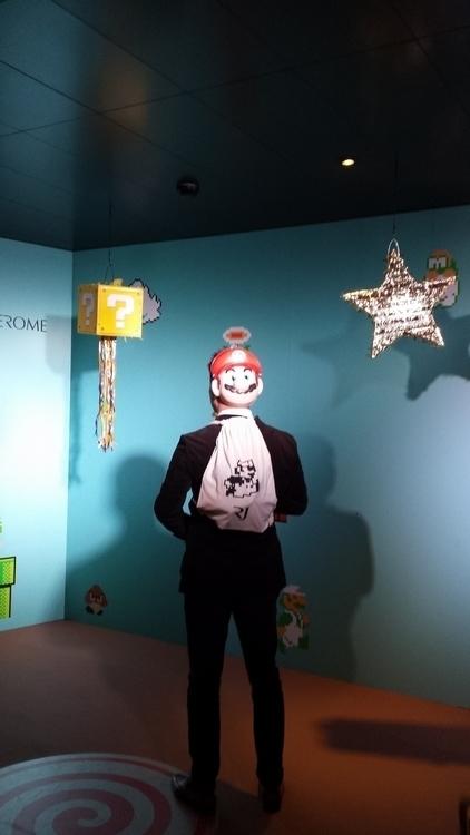 Super Mario TOTE BAG - totebag, design - olivianemeth | ello