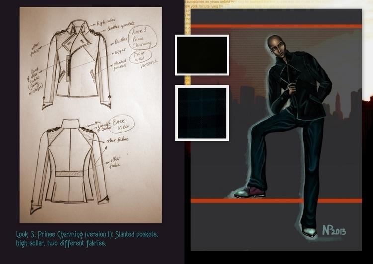 wear collection - illustration, design - nadezhdapetrova | ello