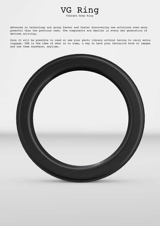 3d, concept, hologram, ring, projection - santicp | ello