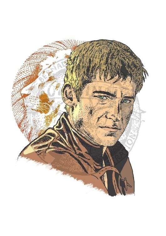 Jaime Lannister fanart - jaimelannister - betka_past   ello
