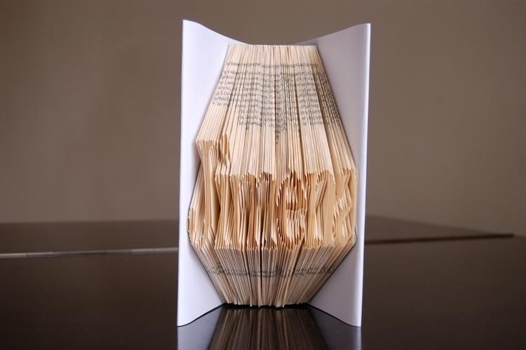 book, art, craft, modelling, papercraft - santicp   ello