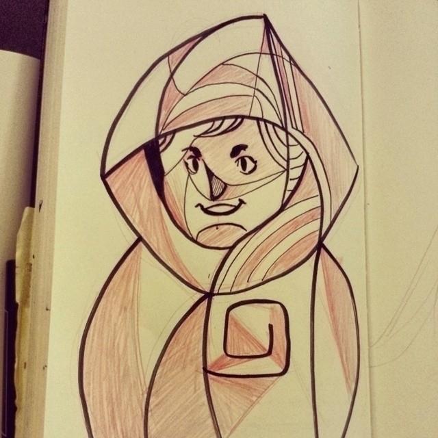 sketchbook - artsypabster | ello