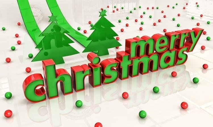 Merry Christmas - illustration, conceptart - aman_d_singh | ello