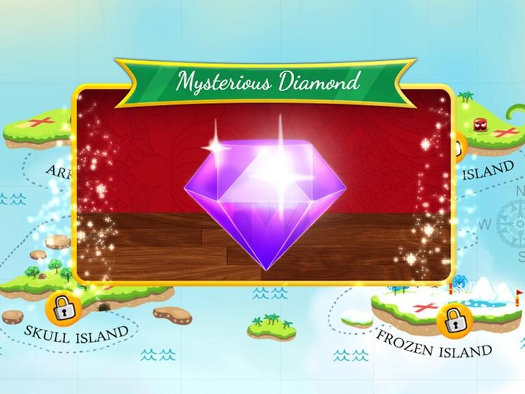 Diamond - ikigames,nagiq2,illustration,videogame,games,word - xklibur | ello