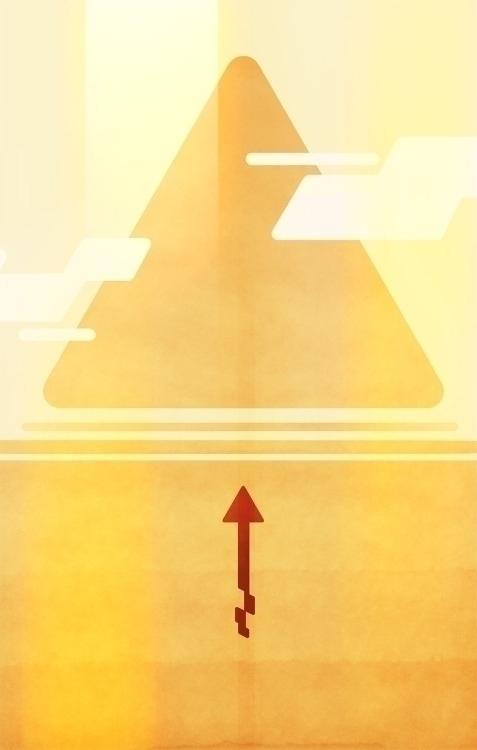 Graphic Journey - journey, thatgamecompany - nateswinehart | ello