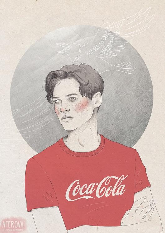 Adam Parrish - theravencycle, theravenboys - aferova | ello
