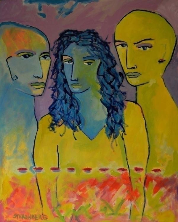 Oil canvas - jaster | ello