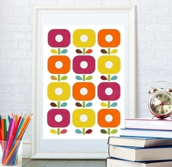 Kids print nursery - illustration - yaviki | ello