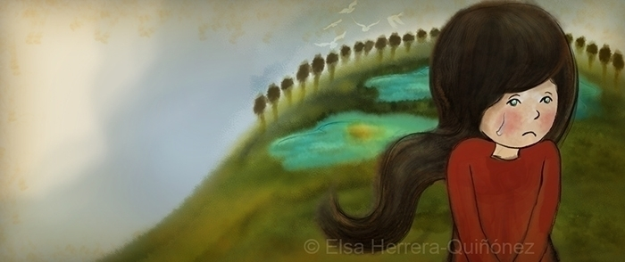 Marina - illustration - elsa_hq | ello