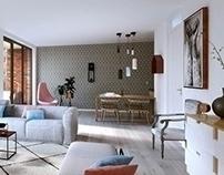 Artist Impression livingroom - artistimpression - axes-9510 | ello
