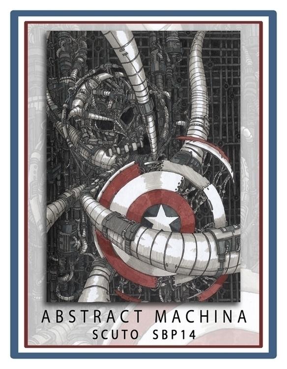Abstract Machina: SBP14 - Scuto - geoartifex | ello