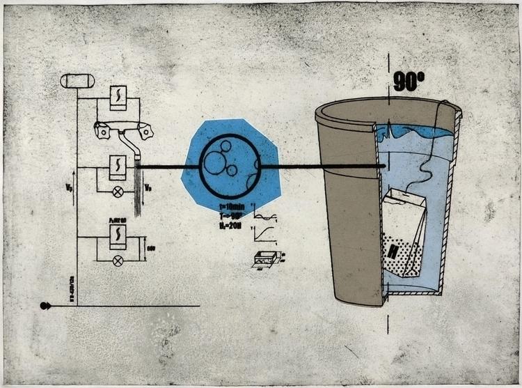 en Tea Dimensions: 100 cm 70 Te - jacekmachowski | ello