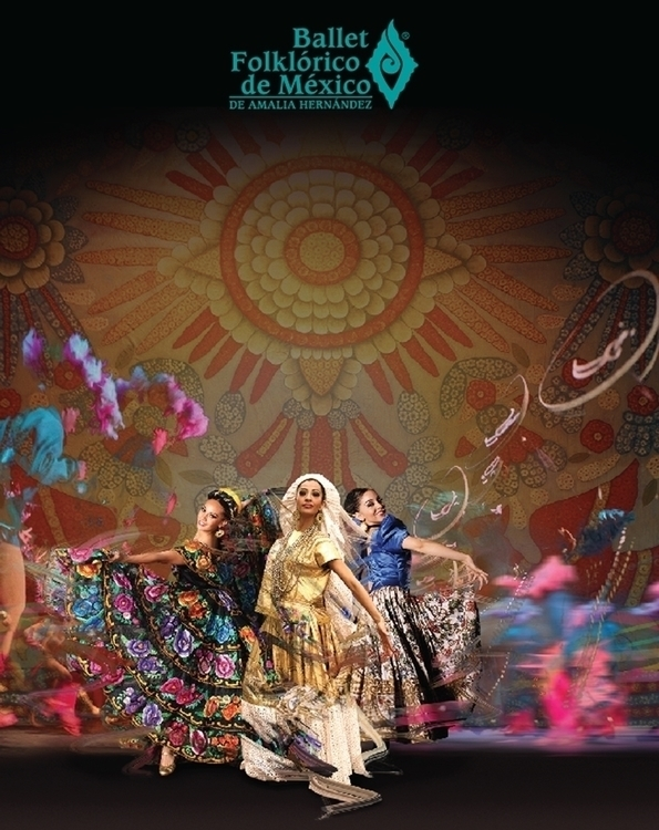 color Mexico. Details - Balletfolkloricodemexico - emilioartist | ello