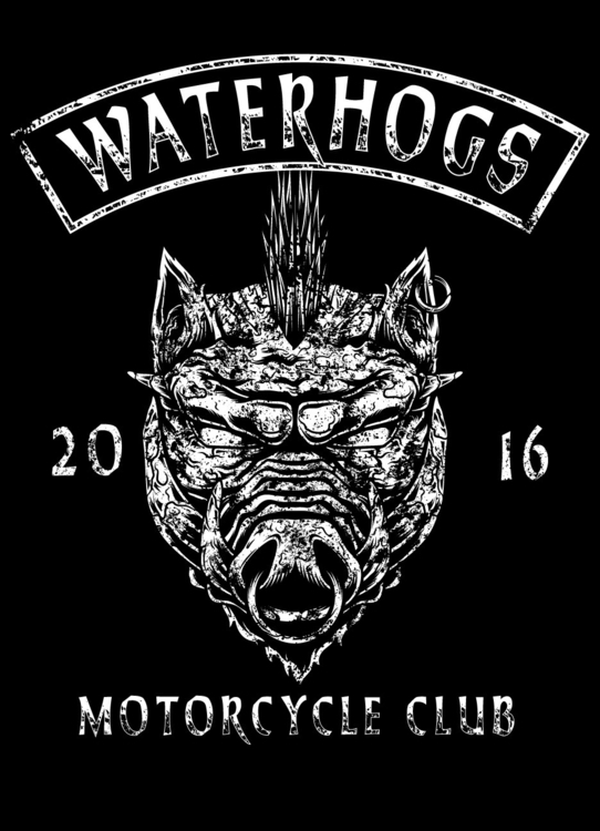 WaterHogs MC (Design Entry, win - deadkid0018 | ello