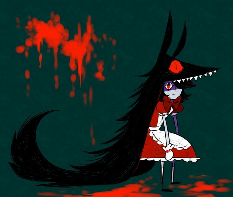 bat clothing - originalcharacter - princessmisery | ello