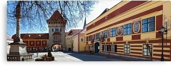 Mainplace Koeszeg townhall hero - leo_brix | ello