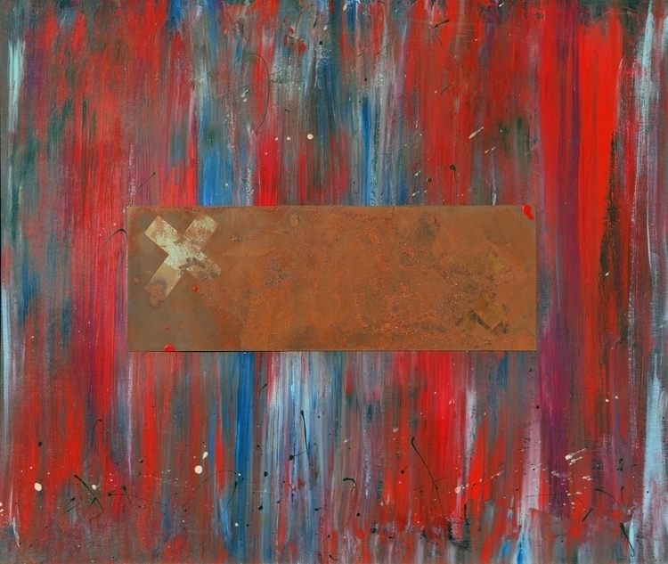 Ricochet Layers paint metal pla - kylegolding-1427 | ello