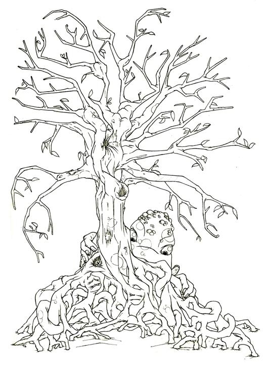 design printed uni - illustration - thecreativefish   ello