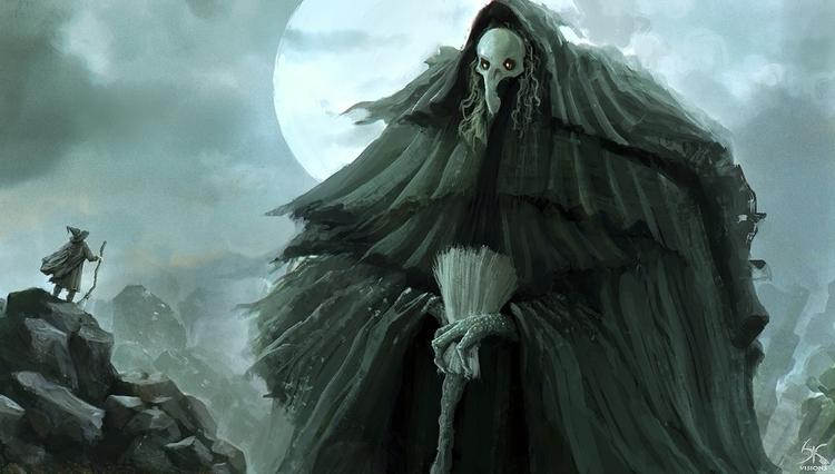 Title Witch master ...Stay Scar - sanskarans | ello