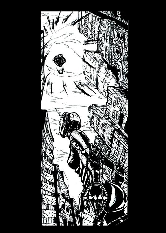 illustration, drawing, comics - cosmickaleidoscope | ello