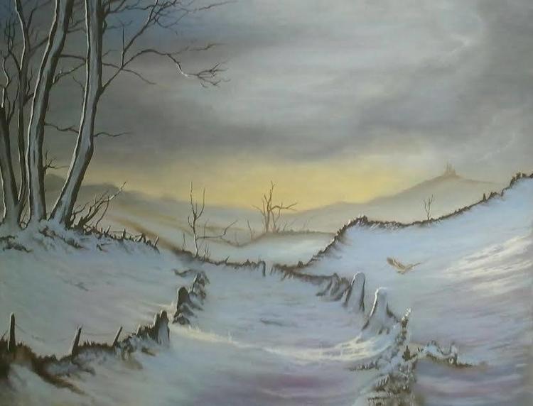 painting - ramo-1410 | ello