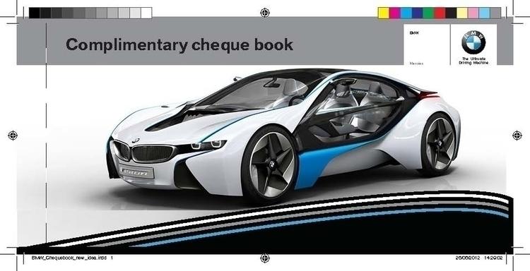 BMW Cheque Book - michaelcook-9580 | ello