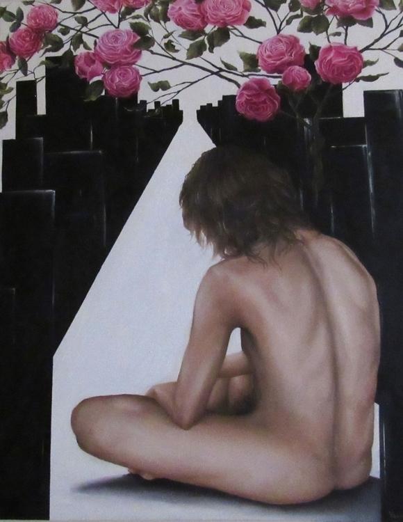 Canvas Korper Series: Lebenswel - vanniegama | ello