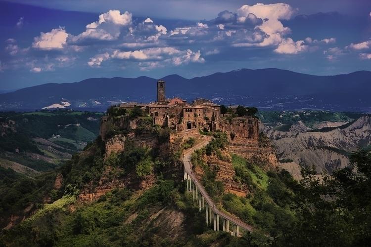 Bagnoregio, Italy - photography - pierocefaloni | ello
