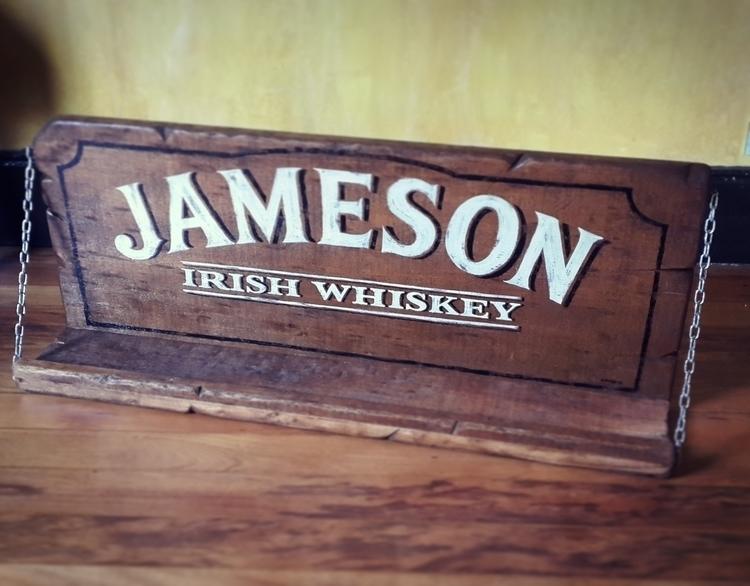 Whiskey bottle display - whiskey - gibara | ello