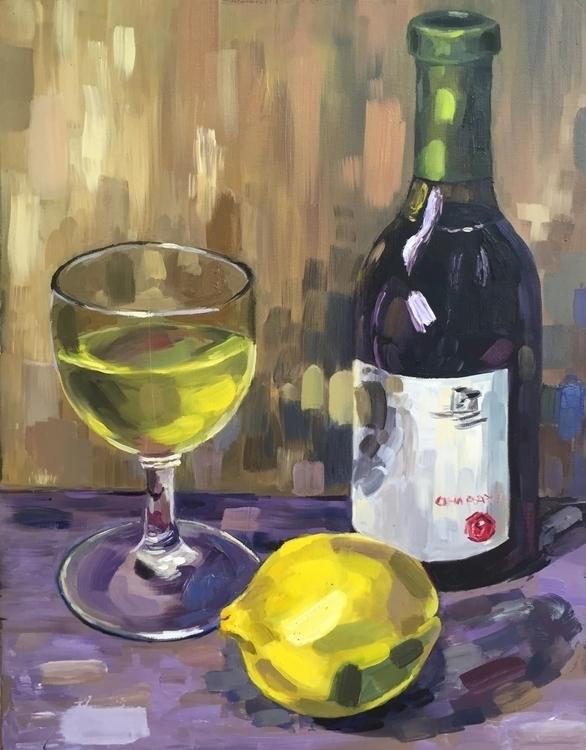life Lemon - lemon, stilllife, practive - katherinecafaro | ello