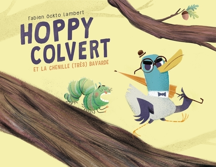 HOPPY COLVERT - Children book p - ockto | ello