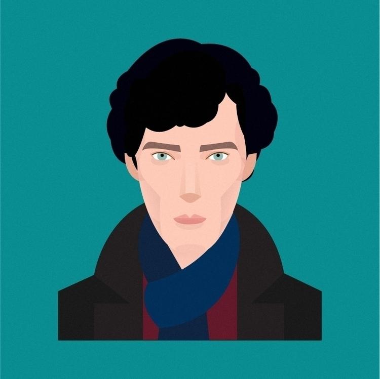 Sherlock Holmes series - sherlock - bigbratwolf | ello