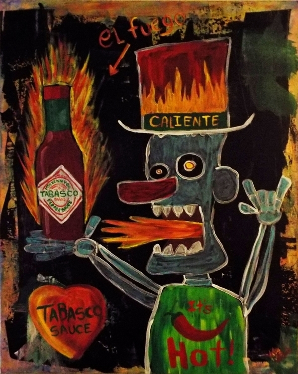 favorite Tabasco paintings - toby-1415 | ello