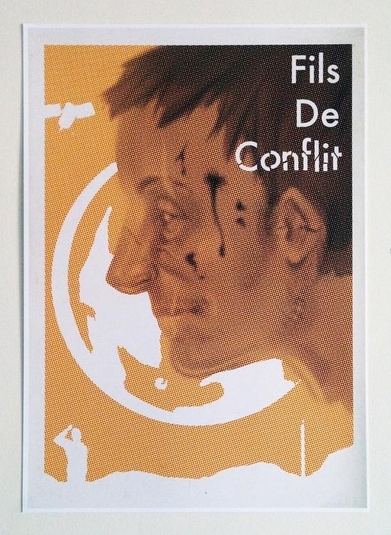 Son, illustration, poster, conflict - jjscottillustration | ello