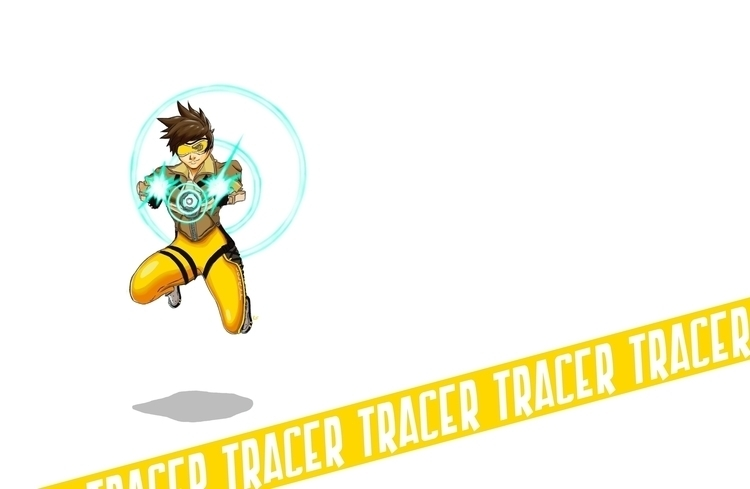 Tracer: biggest obsession - overwatch - dariusel | ello