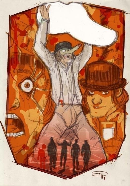 Clockwork Orange - clockworkorange - denismedri | ello