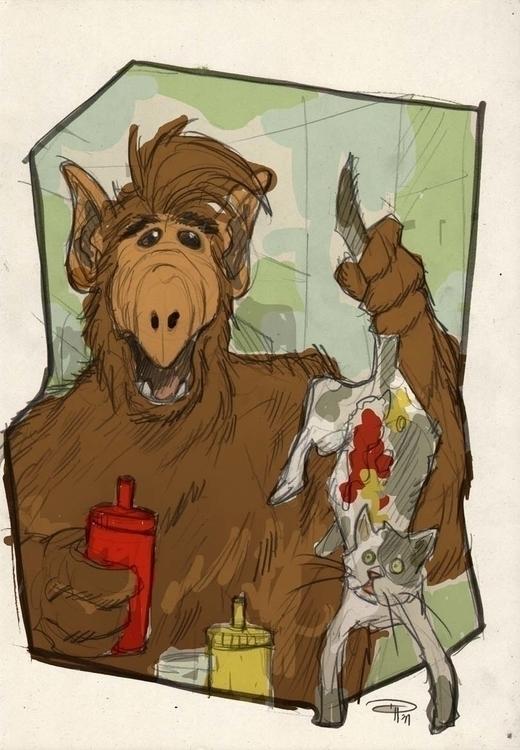 Alf - alf, denismedri - denismedri | ello