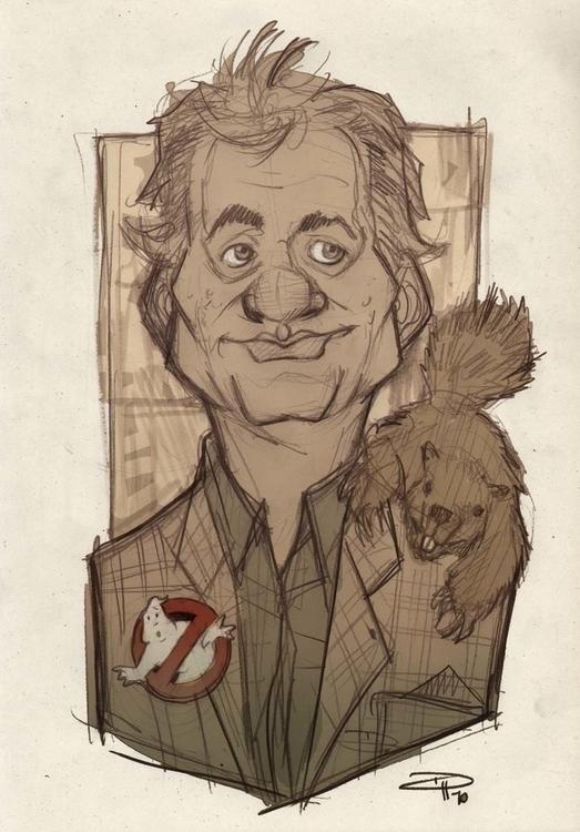 Bill Murray - billmurray, denismedri - denismedri | ello
