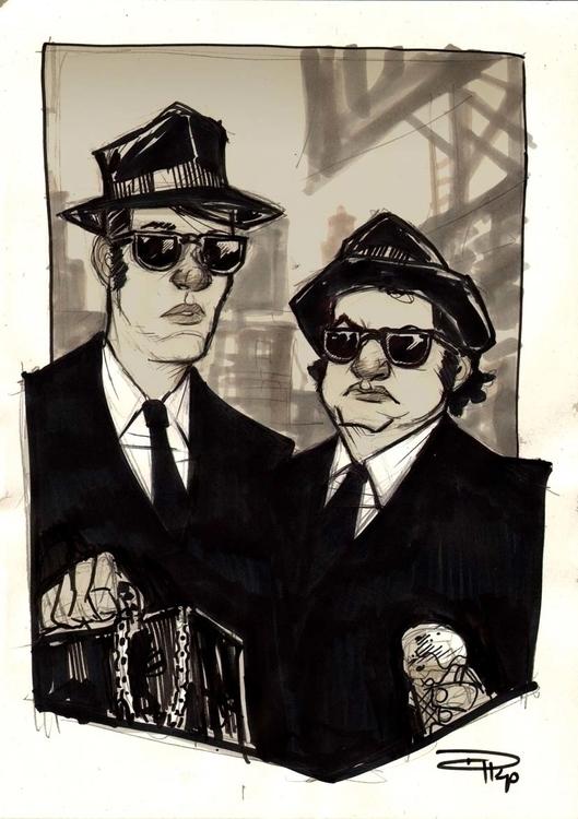 Blues Brothers - thebluesbrothers - denismedri   ello