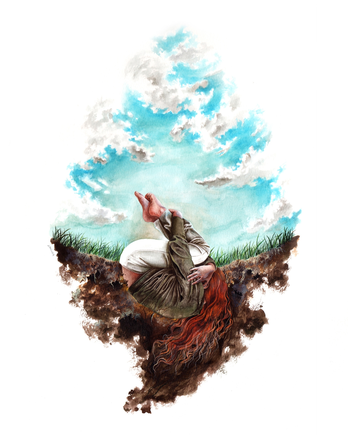 Feet Jérémy Pailler. 2016 - illustration - jeremypailler | ello