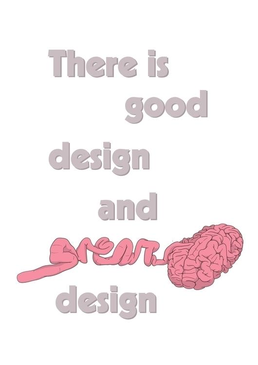 Good Design Great - illustration - thecreativefish | ello